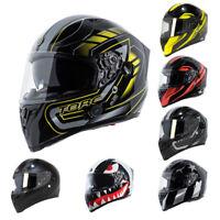 TORC T-15 Full Face Motorcycle Helmet T15