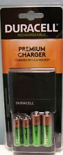 Duracell Ion Speed 4000 Hi-Performance Charger with Extra Batteries - PG-6305