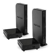 Nyrius Digital Wireless HDMI Sender/Receiver System - 2 Pack