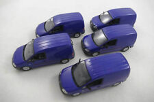 5 Pieces / Stück !!!!    VW Caddy Van 2005 - blue - Minichamps 1:43