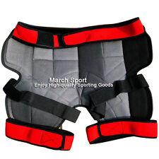 Wrap Around Thick Crash Impact Padded Shorts