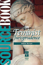 Sourcebook on Feminist Jurisprudence, Barnett, Hilaire, Used; Good Book