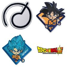 *NEW RELEASE* Dragon Ball SUPER DBZ Patch God Goku BLUE + WHIS SYMBOL LICENSE 🐉