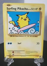 Pokemon TCG - Surfing Pikachu 111/108 Hyper Rare  - XY Evolutions - Mint
