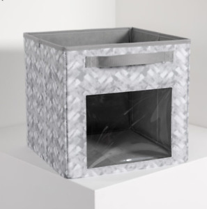 Your Way Cube (new)MYSTIC GREY - GREAT FOR STORAGE YOU CAN SEE, CLOTHES, BOOKS