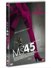 Ms. 45 / MS.45/ IT WILL NEVER HAPPEN AGAIN (1981) DVD ~ Abel Ferrara (Sealed)