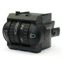 VW Golf MK5 Headlight Dimmer Control Switch Light Adjuster 1K0941333A