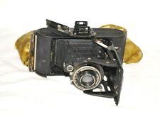 VOIGTLANDER BESSA 6x9cm FOLDING CAMERA VOIGTAR 10.5 CM LENS 1929 DISPLAY