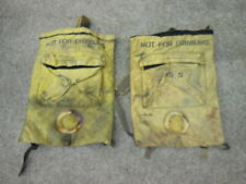 (2) Fss Water Bladder Packsack Backpack with Straps - Forest Service Pack