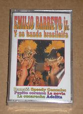 EMILIO BARRETO jr. Y SO BANDA BRASILEIRA - MUSICASSETTA MC SIGILLATA (SEALED)