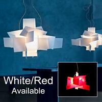 Modern Acrylic Geometry Designer Lamp Pendant Light Chandelier Ceiling Fixtures