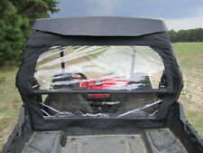 SEIZMIK POLARIS RZR 800 S 570 900XP REAR WINDSHIELD WINDOW DUST STOPPER