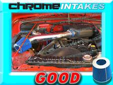 BLUE NEW 97 98 99 00-02 JEEP WRANGLER SE/SPORT/SAHARA 2.5L I4 AIR INTAKE KIT TBH