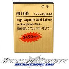 Bateria de mas Duracion Mayor Capacidad 2450mAh Samsung Galaxy SII S2 i9100