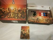 OFFICIAL STREET FIGHTER 15TH ANNIVERSARY EDITION ARCADE STICK PS2 XBOX NUBYTECH