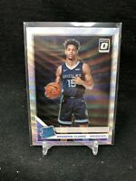 2019 Optic BRANDON CLARKE 194 Fanatics Silver Prizm Wave SP RC RATED ROOKIE AD79