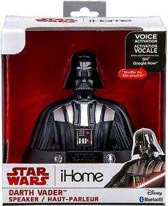 iHome Star Wars Darth Vader Bluetooth Speaker (MSP, $49.99)