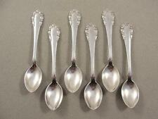 Georg Jensen 1900-1940 Antique Solid Silver Cutlery