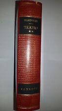 SHAKESPEARE TEATRO volume 2°  Sansoni editore 1956