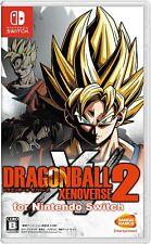 Nintendo Switch Dragon ball Xenoverse 2 Dragonball Japan