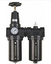 1 1/2'' FRL - Filter / Regulator and lubricator unit large air water separator