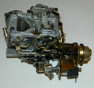 New NOS 1980-82 Buick Jeep Chevy Pontiac Olds Varajet 2SE 2.5 Iron Duke 17059624