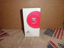Adidas 3 Women Eau de Toilette ml 50 Spray