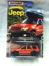 Matchbox Jeep Grand Cherokee