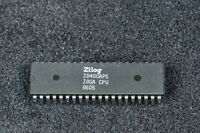 ZILOG Z80 CPU Microcontroller Central processing unit - 40-Pin Dip