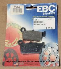 EBC - FA367X - X Series Carbon Brake Pads, Aprilia Beta Gas Gas