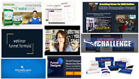 10 TOP ClickFunnels Course + BONUS Value :+ $10,000 - See the List of Courses
