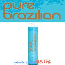 PURE BRAZILIAN ANTI-FRIZZ CONDITIONER 33.8oz/1l WITH PUMP!!!