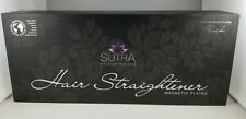 Sutra Beauty Ceramic Hair Straightener Flat Iron in Black - New In Box-Free Ship