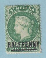 ST HELENA 33  MINT HINGED OG * NO FAULTS VERY FINE !