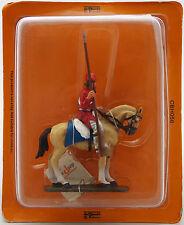 Figurine Collection Del Prado Histoire Gaucho Légion infernale 1814 Lead Soldier