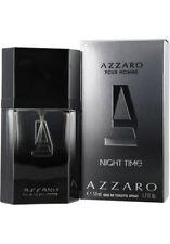 AZZARO pour Homme Night Time Eau de Toilette 50ml NEU OVP