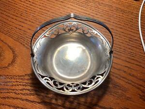 sterling silver nut bowl 84g sterling