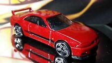 HOT WHEELS NISSAN SKYLINE GT-R Red Version Nismo Metallic Red Version