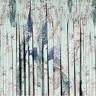 "Laura Ashley Belvedere Midnight Ready Made Curtains 162cm x 137cm 64"" x 54"""