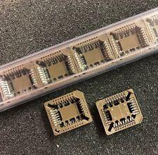 FCI PLCC-32P-T-SMD IC Socket 32 Pin PLCC SMD **NEW** Qty.5