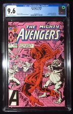 Avengers #245 (1984 Marvel) CGC 9.6...Dire Wraiths app...Rom movie coming