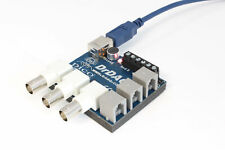 Pico USB DrDAQ Data logger, oscilloscope, light sensor, microphone