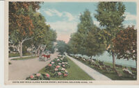 Drive and Walk Along Water Front, National Soliers' Home, Virginia
