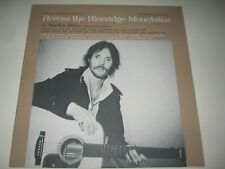 New listing Harley Allen Lp Across the Blueridge Mountains Folkways Fts31076 Rare Red
