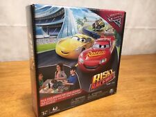 Disney Pixar Cars 3 Risky Raceway Board Game NEW
