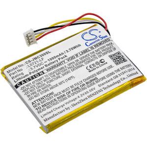 Battery for JBL L0721-LF Clip 3 3AN 3SAND Portable Speaker CS-JMC300SL 1000mAh