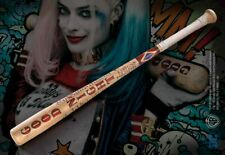 """Harley Quinn Baseball Bat 31.5"""" Suicide Squad Wooden Roleplay Constume Cosplay"""