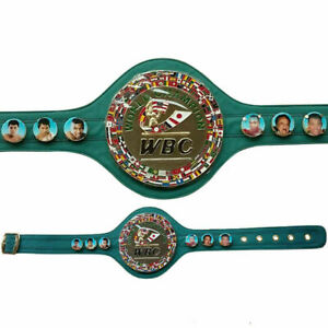 Brand New WBC Championship Boxing Belt 3D Adult Titles Belts High quality belt