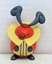 Pokemon Kricketot Action Figure Nintendo Jakks 2007 Used