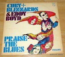 Cuby + Blizzards & Eddy Boyd - Praise the Blues, Mono LP, 1967